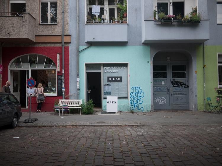Projektraum Schwarz, Berlin
