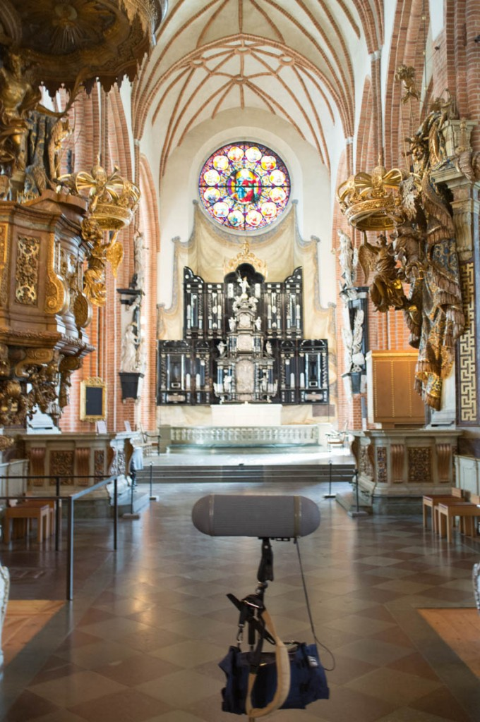 The Storkyrkan / Sankt Nikolai kyrka (thanks to Mårten)